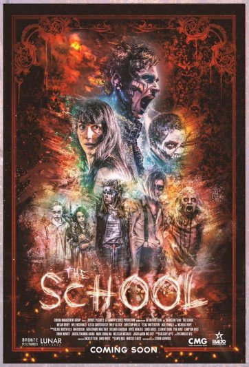 The School Poster 2